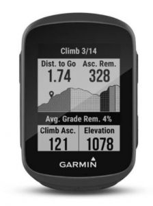 Navigace GARMIN Edge 130 Plus MTB Bundle